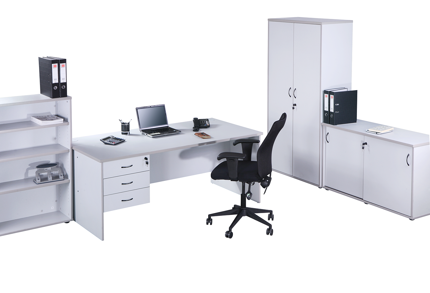complete office fit-out sample