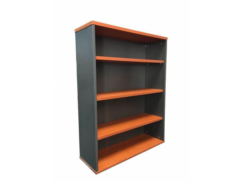 Bookcase 1200 Worker- Beech