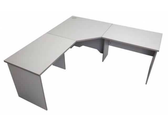1800 x 1800 Vibe Workstation-Grey