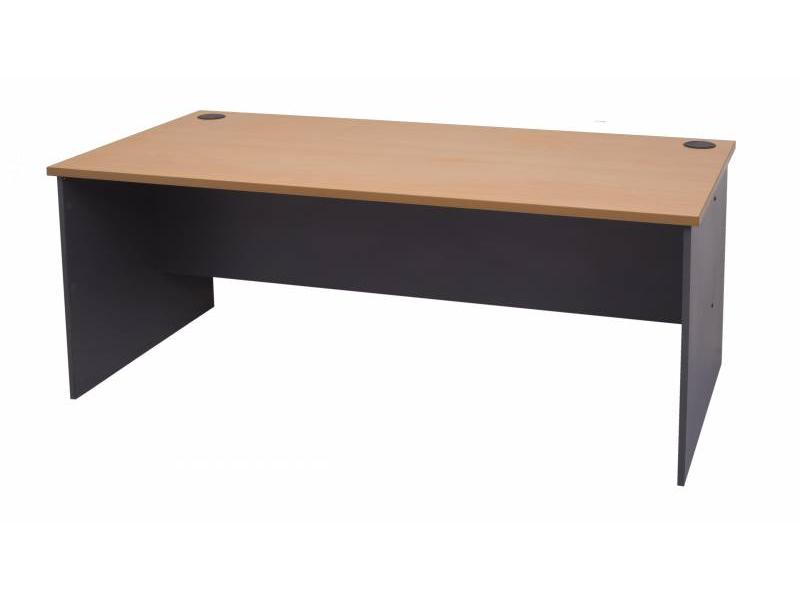 1800 Worker Desk- Beech