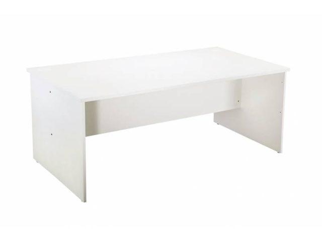 1500 Worker Desk- White