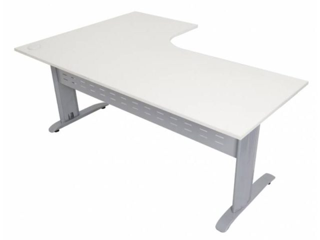 1800 x 1200 Span Workstation-White