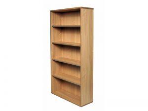Bookcase 1800 Span- Beech