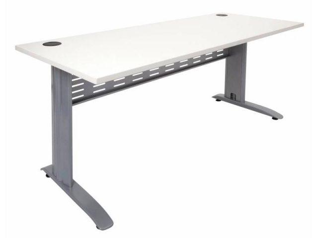 1800 Span Desk-White