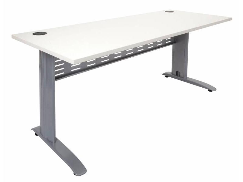 1500 Span Desk-White