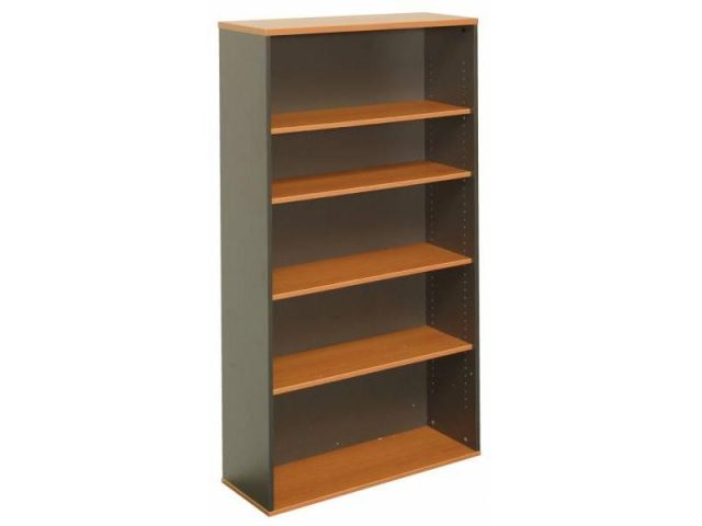 Bookcase 1800 Worker- Beech