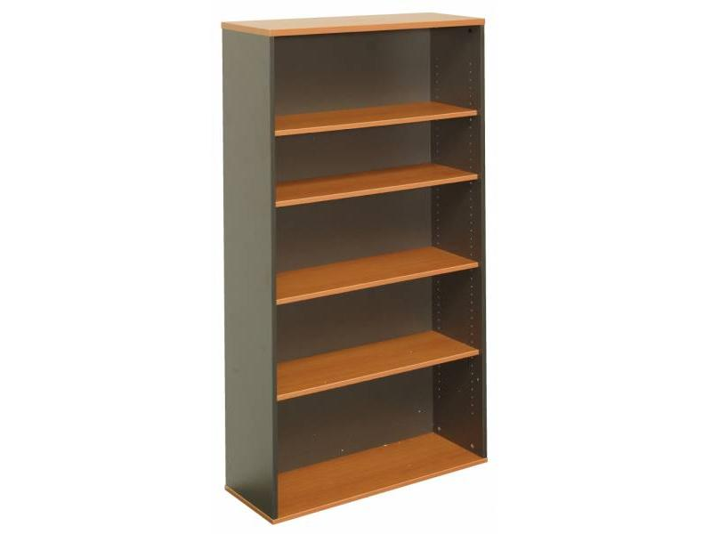 Bookcase 1800 Worker- Beech