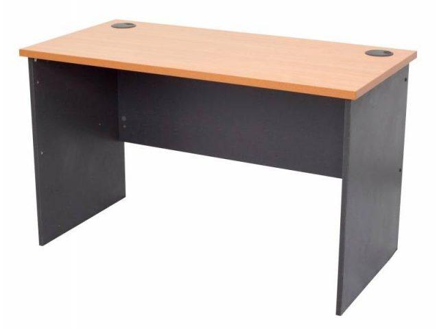 1200 Worker Desk- Beech