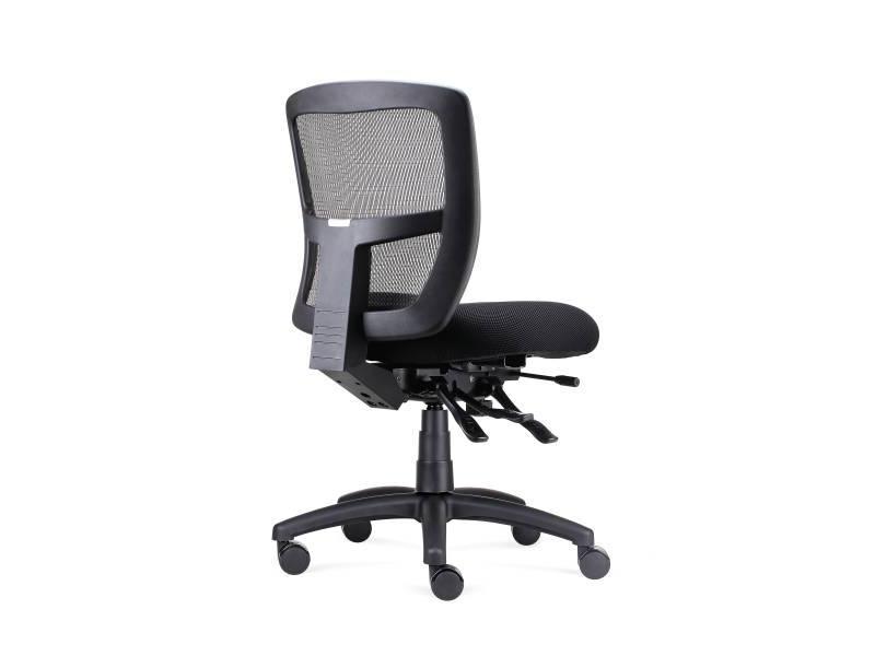Ergo Pro Mesh Operator Chair - Heavy Duty