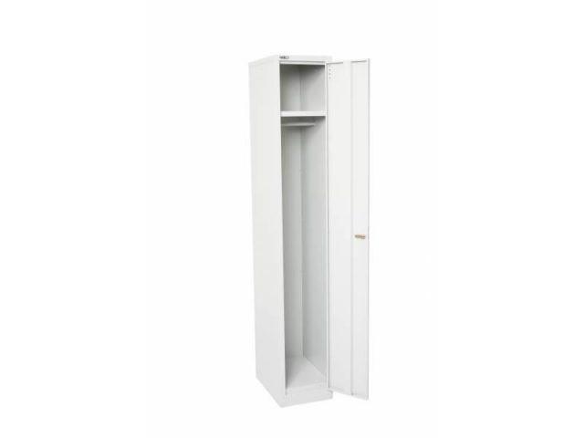 Lockers - Single Door 305: Grey
