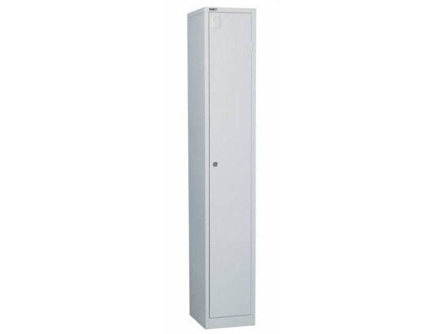 Lockers - Single Door 380: Grey