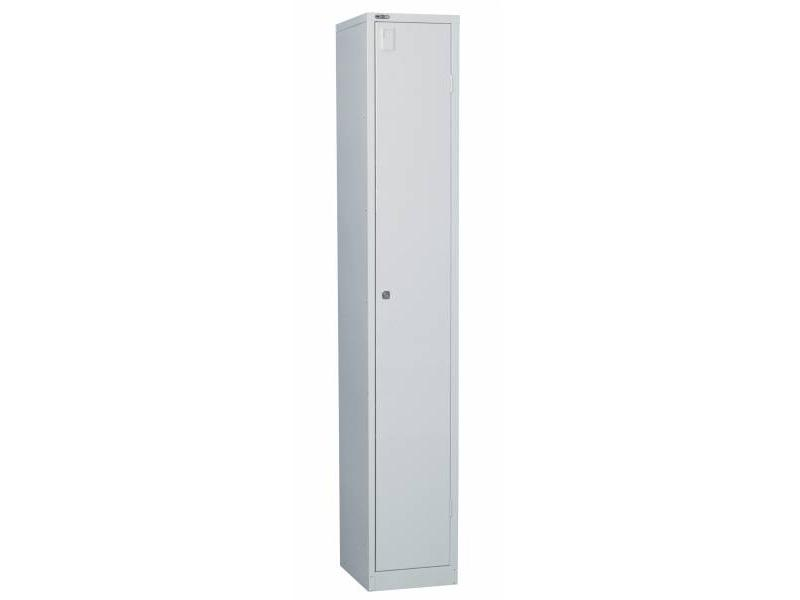 Lockers - Single Door 380: Grey