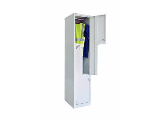 Lockers - Two Stepped Door 380