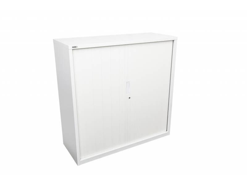 Tambour Door Cabinet 1016/900