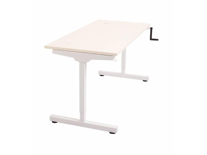 Manual Height Adjustable Desk- 1500/700