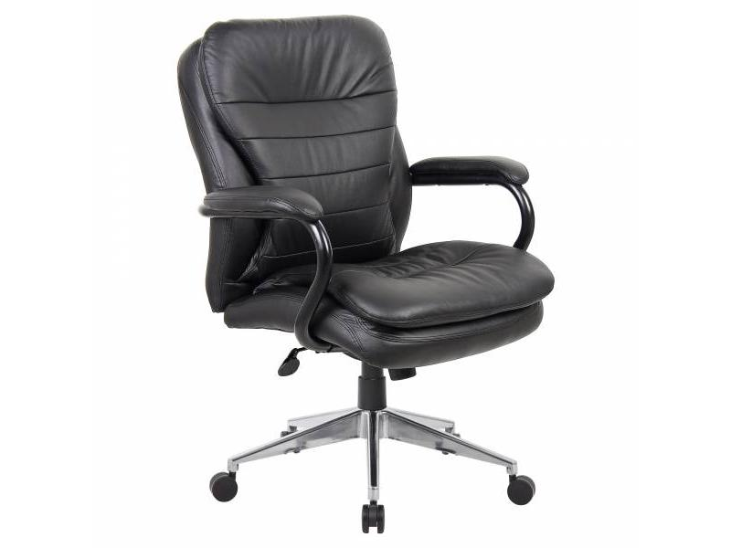 Titan Medium Back Executive Chair - Heavy Duty