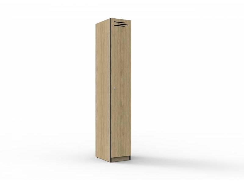 Melamine Lockers - 1 door 305mm