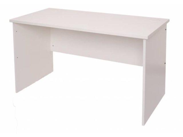 1200 Worker Desk- White