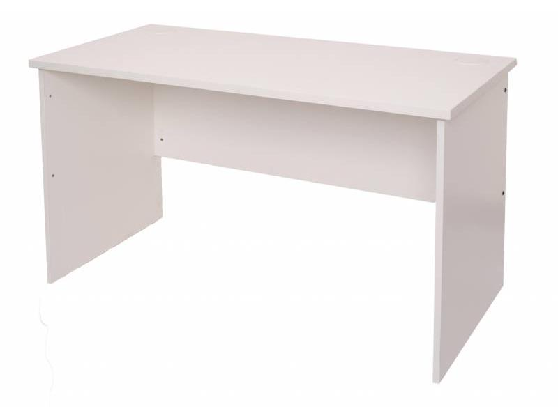 1200 Worker Desk- White