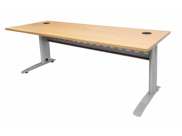 1200 Span Desk- Beech