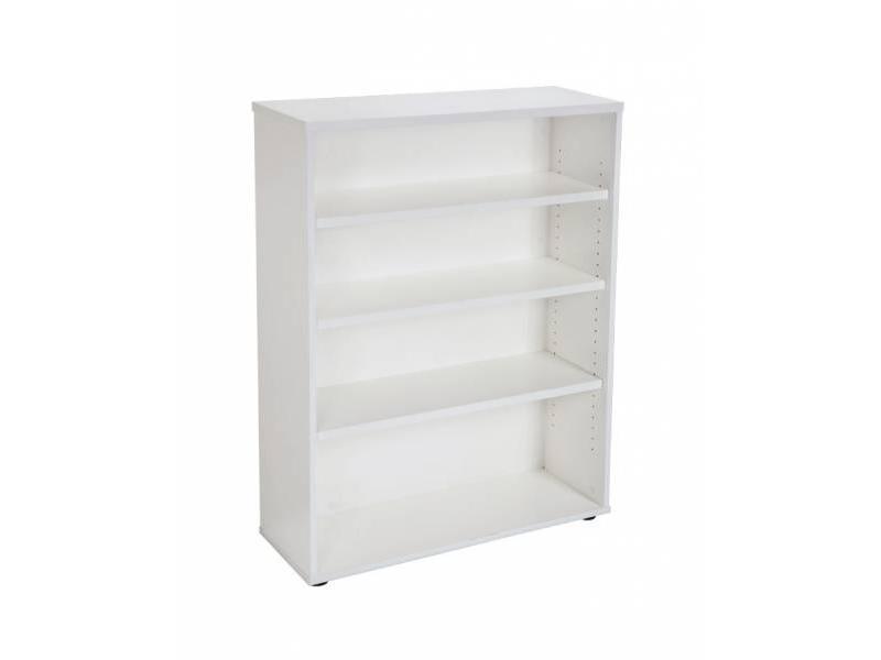 Bookcase 1200 Span- White