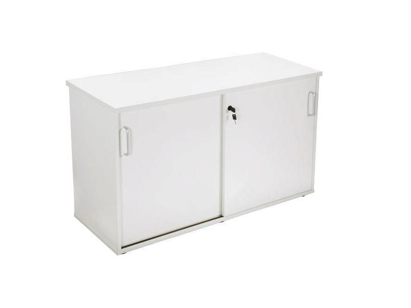 Credenza 1200 Span- White