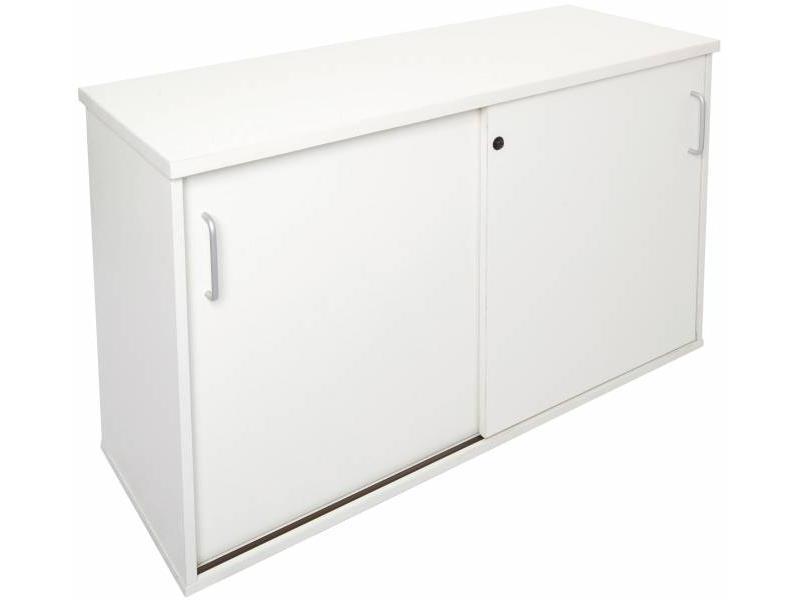 Credenza 1800 Span- White
